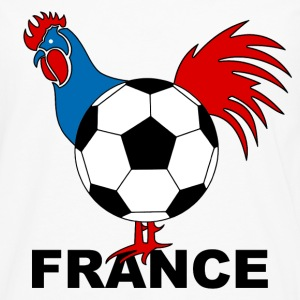 football french rooster Tee shirts - T-shirt manches longues Premium Homme