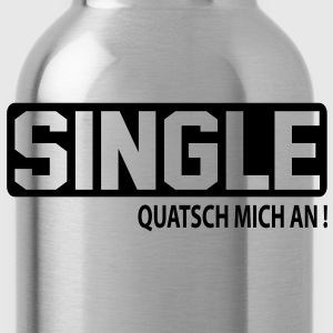 quatsch_single T-Shirts - Trinkflasche