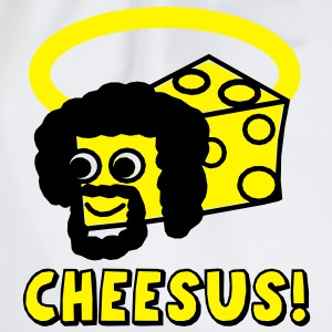Cheesus  T-Shirts - Turnbeutel