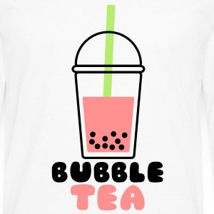 Bubble Tea T-Shirts - Men's Premium Longsleeve Shirt