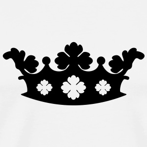 Crown - Männer Premium T-Shirt