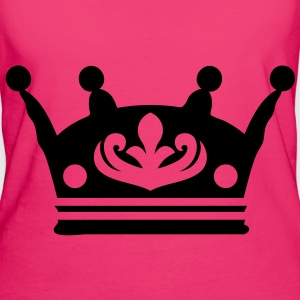 Crown - Frauen Bio-T-Shirt