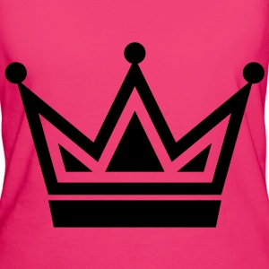 Crown - Women's Organic T-shirt