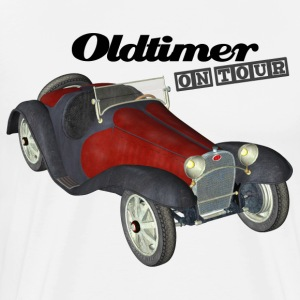 Oldtimer on Tour - Männer Premium T-Shirt