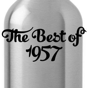 Geburtstag - Birthday - the best of 1957 (it) T-shirt - Borraccia