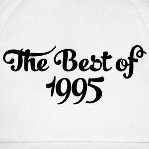 Geburtstag - Birthday - the best of 1995 (sv) T-shirts - Basebollkeps