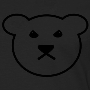 Mal Ours Tee shirts - T-shirt manches longues Premium Homme
