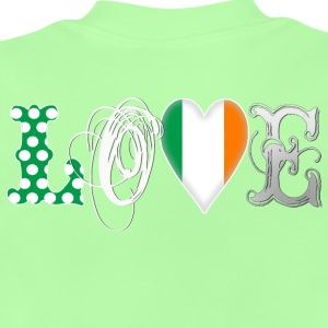 Love Eire White Hoodies - Baby T-Shirt