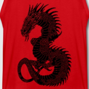 dragon Gensere - Premium singlet for menn