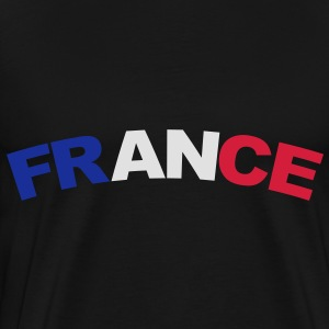 France Hoodies & Sweatshirts - Men's Premium T-Shirt
