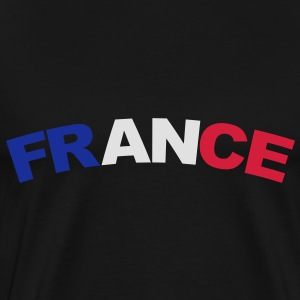 France Sweaters - Mannen Premium T-shirt