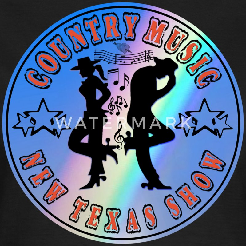 country music new texas show Tee shirts - T-shirt Femme