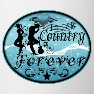 country forever Tee shirts - Tasse