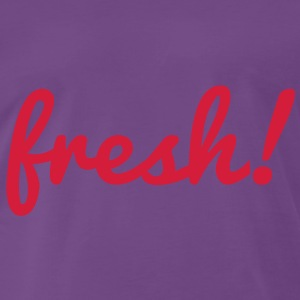Fresh Sweat-shirts - T-shirt Premium Homme