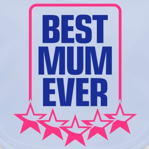 Best Mum Ever 4 (2c)++ Barn-T-shirts - Ekologisk babyhaklapp