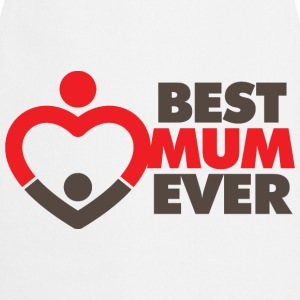 Best Mum Ever 1 (dd)++ Barneskjorter - Kokkeforkle