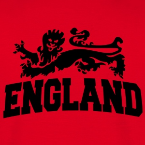 england with lion Sweat-shirts - T-shirt Homme