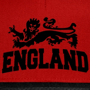 england with lion T-Shirts - Snapback Cap