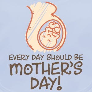 Everyday Should Be Mothers Day 6 (dd)++ T-shirt bambini - Bavaglino