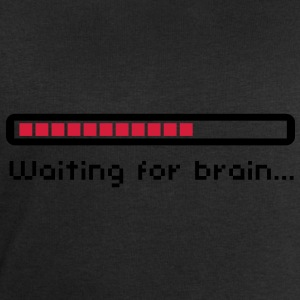 Waiting for brain (loading bar) / Funny humor T-skjorter - Sweatshirts for menn fra Stanley & Stella