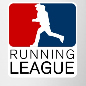 Running League plek   T-shirts - Mok