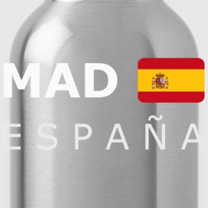 Men's Pullover MAD ESPAÑA white-lettered - Water Bottle