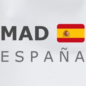 Polo Shirt MAD ESPAÑA dark-lettered - Turnbeutel
