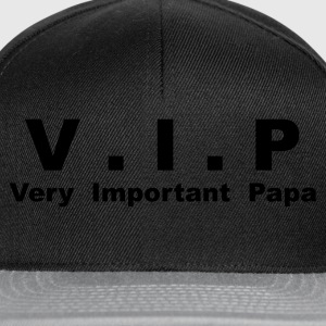 Sweatshirt Homme V.I.P - Véry Important Papa - Casquette snapback