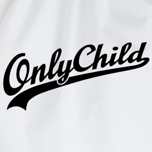 Only Child Kinder T-Shirts - Drawstring Bag