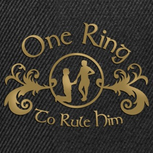 one ring T-shirts - Snapback cap