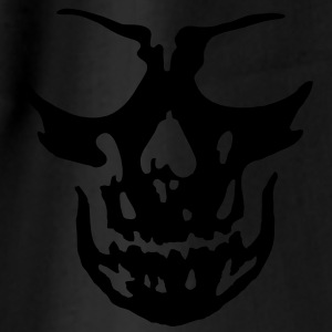 skull death T-shirts - Gymtas