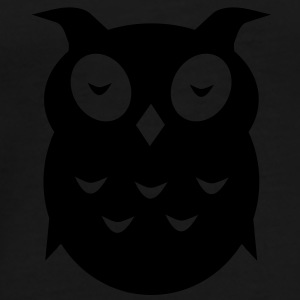 owl vector Bags  - Men's Premium T-Shirt