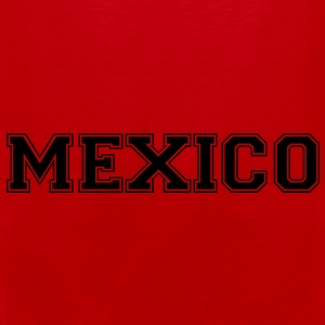 mexico Bags  - Men's Premium Tank Top