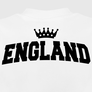 england with crown Barntröjor - Baby-T-shirt
