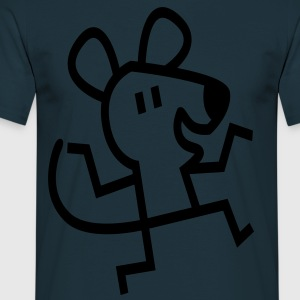 Stick Mouse! by Cheerful Madness!! Hoodies & Sweatshirts - Men's T-Shirt