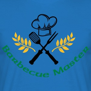 barbecue_master Tabliers - T-shirt Homme
