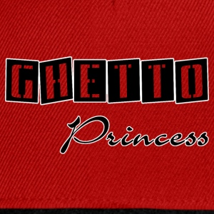 ghetto princess Kids' Shirts - Snapback Cap
