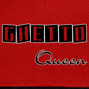 ghetto queen T-Shirts - Snapback Cap