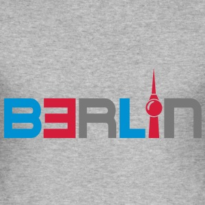 Berlin - Berlijn Sweaters - slim fit T-shirt
