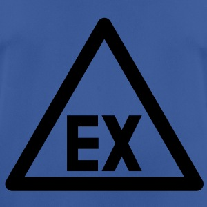 Hazard Symbol - Explosion Danger Hoodies & Sweatshirts - Men's Breathable T-Shirt