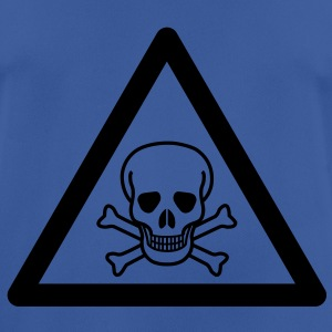 Hazard Symbol - Poisonous Substance Hoodies & Sweatshirts - Men's Breathable T-Shirt