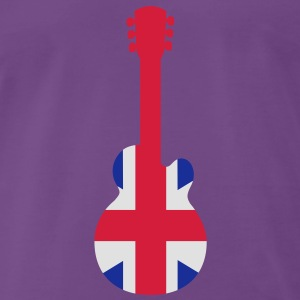 British Guitar Sweat-shirts - T-shirt Premium Homme