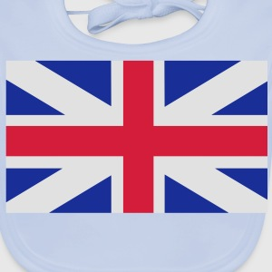 United Kingdom Flag Barneskjorter - Baby biosmekke
