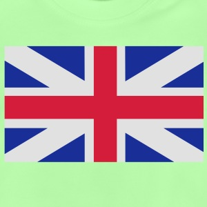 United Kingdom Flag Barntröjor - Baby-T-shirt
