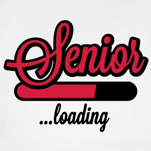 Senior loading T-Shirts - Gorra béisbol