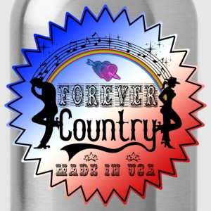 forever country music Tee shirts - Gourde
