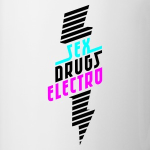 sex drugs electro - Mug