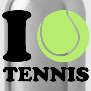 I Love Tennis Bluzy - Bidon