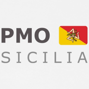 Polo Shirt PMO SICILIA dark-lettered - Premium-T-shirt herr