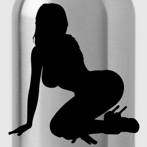 sexy girl 14 T-Shirts - Water Bottle